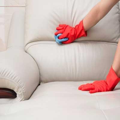 تنظيف اثاث الجلد