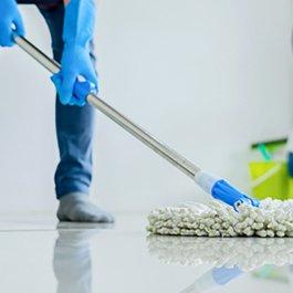خدمات تنظيف ما بعد التشطيب