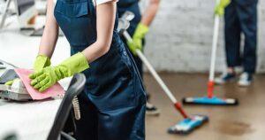 شركة تنظيف منازل في التجمع الخامس