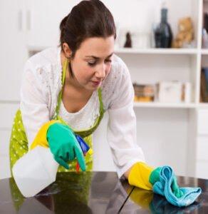 شركة تنظيف منازل في مدينتي